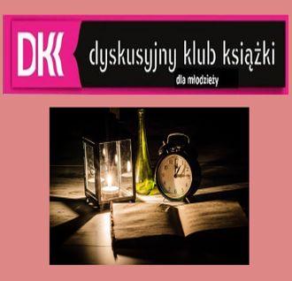 Czarny Młyn - marcowe spotkanie DKK z książką